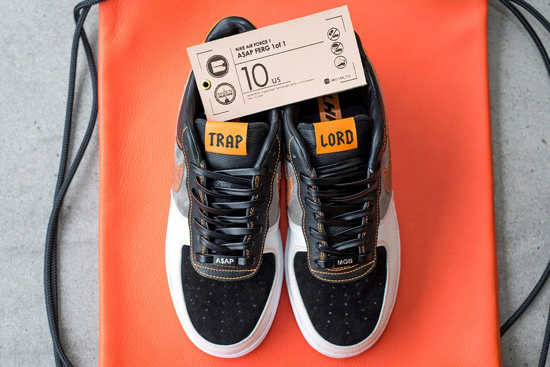 Bespoke Ind Aap Ferg Nike Air Force 1 Sneaker Freaker 7