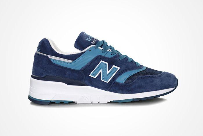 New Balance 997 Blue 6