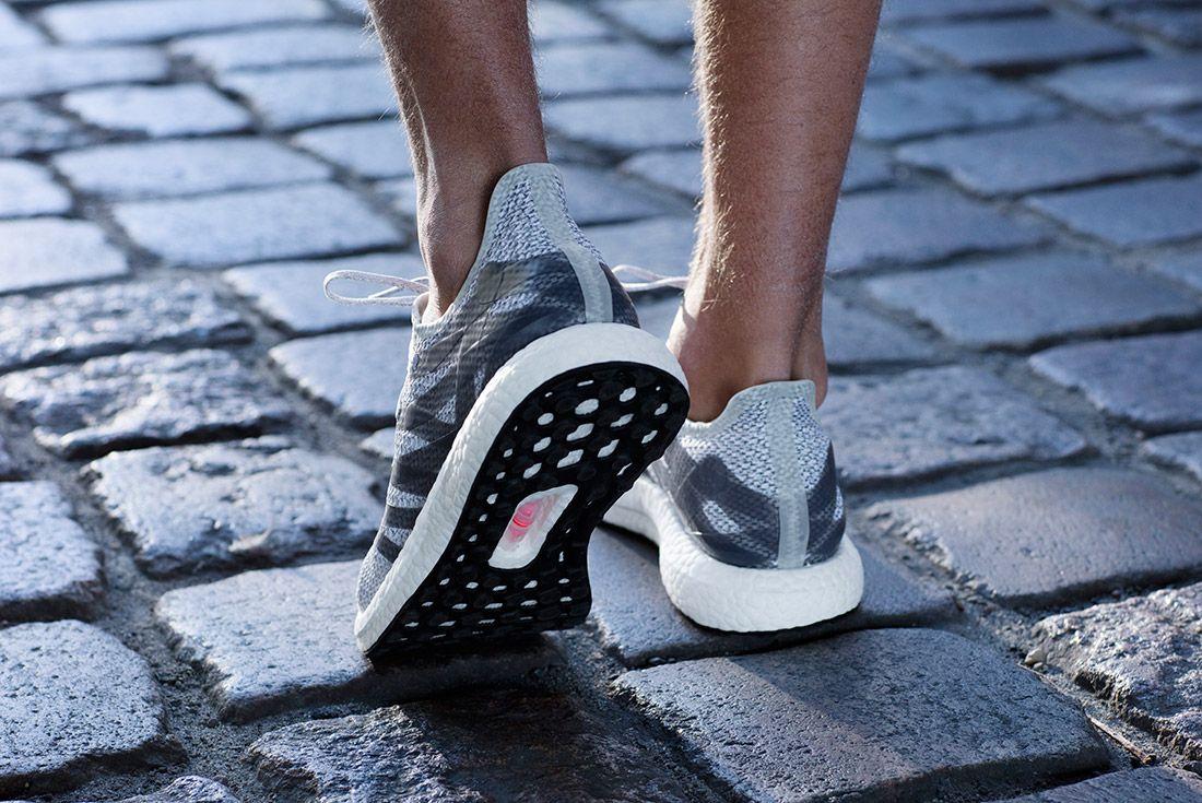 Adidas Futurecraft Mfg Speedfactory Boost On Foot 2