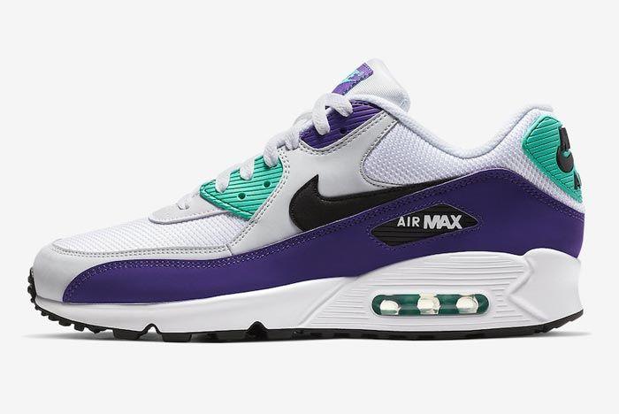 Air Max 90 Grape Release