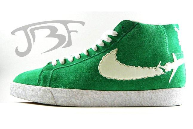 Nike Currensy Jetlife Blazer 1 2