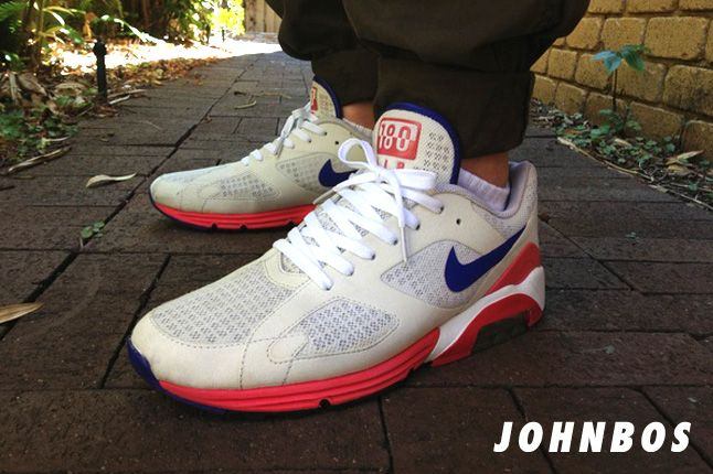 Johnbos Nike Air 180 1