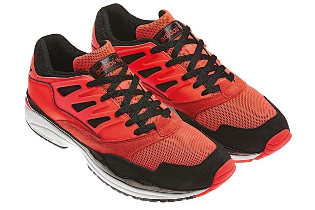 Adidas Spring Summer Neon Running Pack Red Angle 1