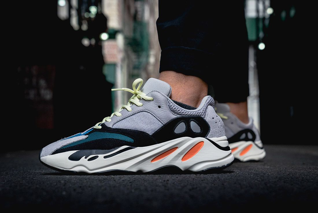 Adidas Yeezy 700 On Foot 6