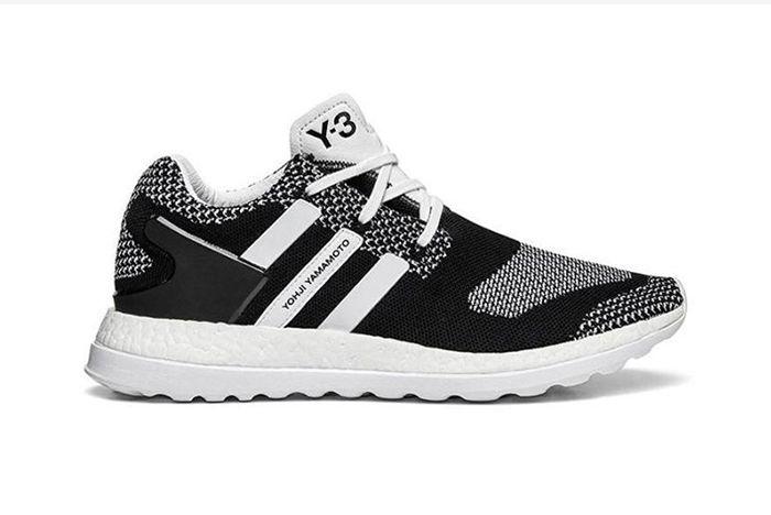 Adidas Y 3 Primeknit Pure Boost 4