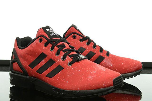 Adidas Zx Flux Red Galaxy