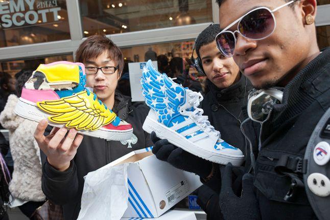 Jeremy Scott In Store Adidas Originals Soho New York 20 1