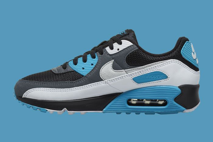 Nike Air Max 90 Ct0693 001 Left Lateral