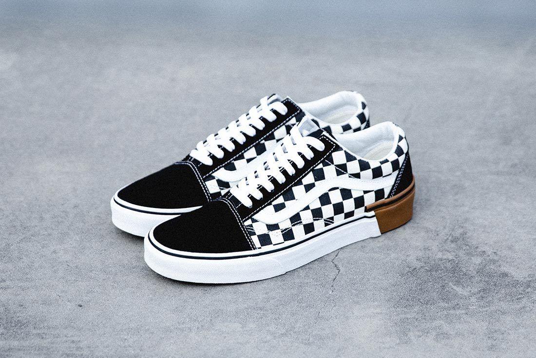 Vans Checkerboard Pack 12