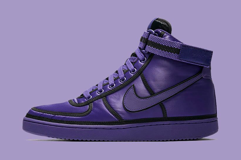 Nike Vandal Purple 1