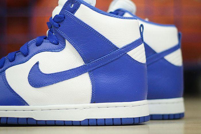 Nike Dunk High Be True 1