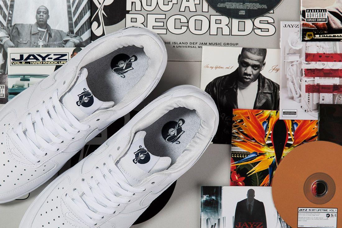 Rocafella Nike Air Force 4