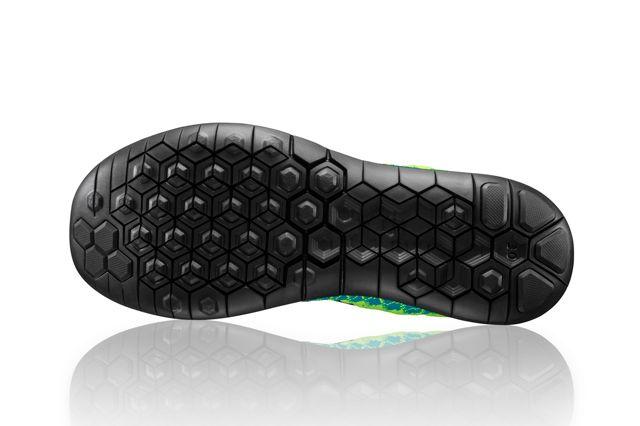 Nike Free Flyknit 3 Sole