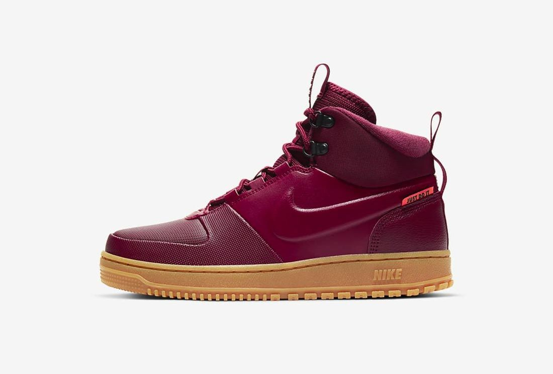 Nike Path Winter 'Dark Beetroot'