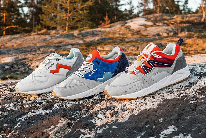 Karhu Land Of The Midnight Sun