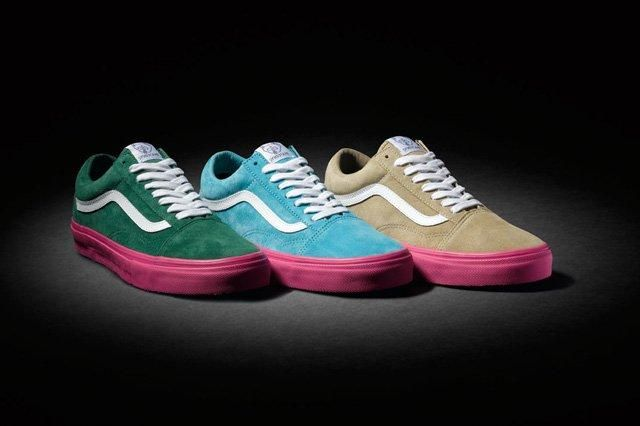 Vans Syndicate Pro S Odd Future Pack 2