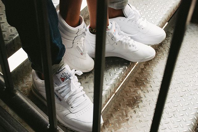 Reebok Classic Og White Leather Pack