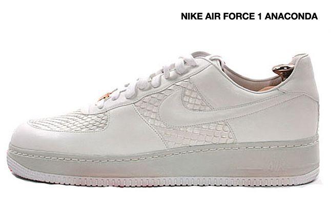 Animal Print Nike Air Force 1 Anaconda 1