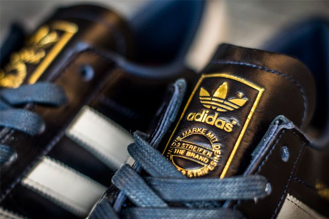 Adidas Hamburg Leather Germany 2