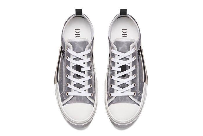 Dior B23 High Top Leopard Print Sneaker 1 Top1