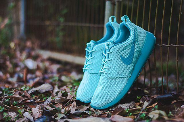 Nike Roshe Run Bleached Turquoise 3
