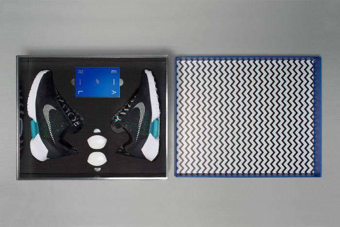 Nike Recap Hyperadapt 4