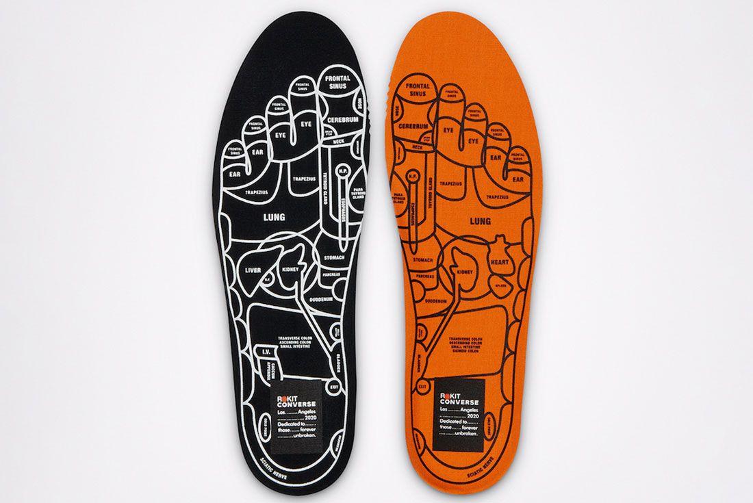 ROKIT x Converse Pro Leather Ox 169217C