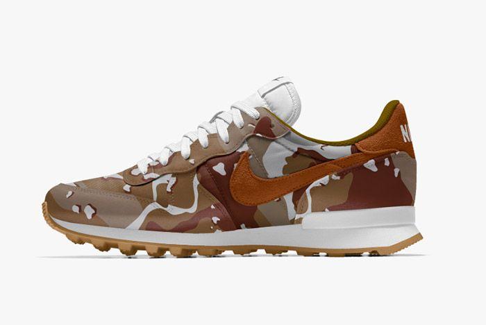 Nike Internationalist Reflective Camo Id 2