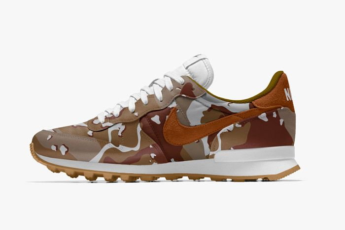 Nike Internationalist Reflective Camo Id 2