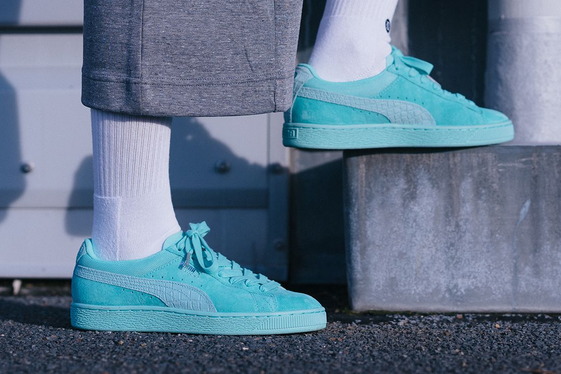 Diamond Supply Co X Puma Classic Suede Collection29