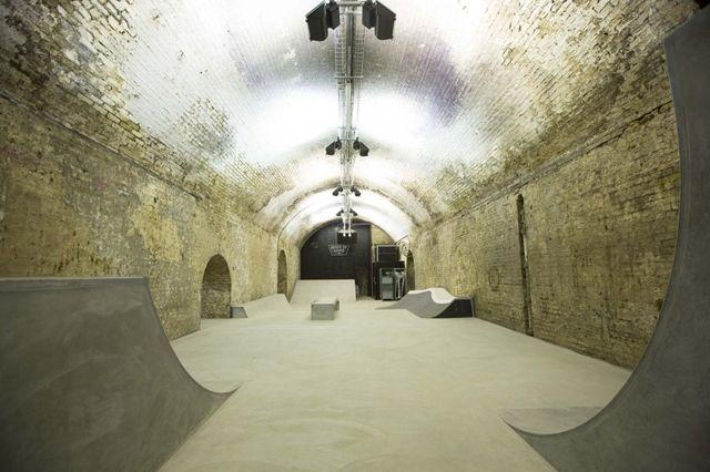 Look Inside The House Of Vans London 2