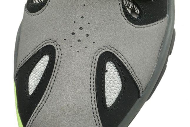 Nike Huarache 94 Grey Volt Toebox 1