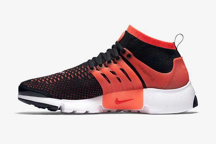 Nike Air Presto Ultra Flyknit Bright Crimson4