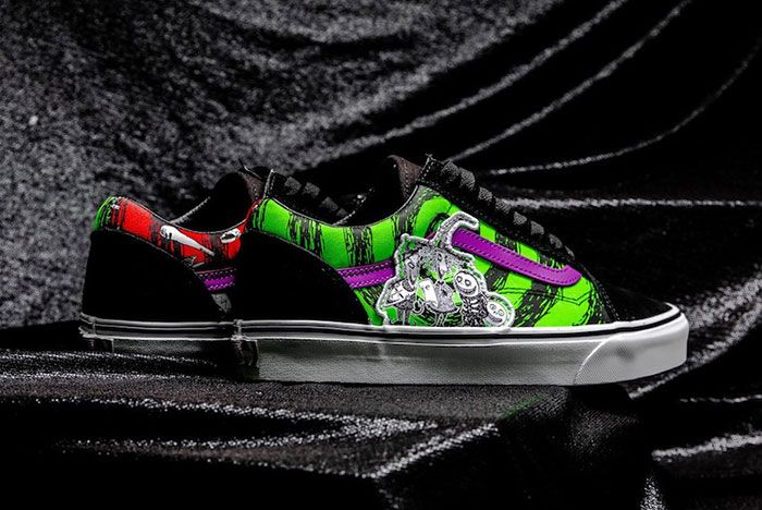 Vans The Nightmare Before Christmas Release Date 8 Side