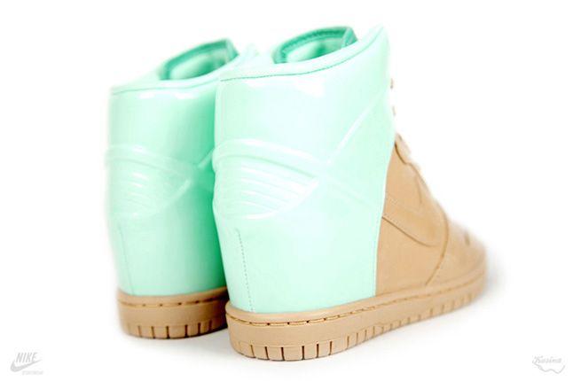 Nike Dunk Sky Hi Vt Qs Heels 1