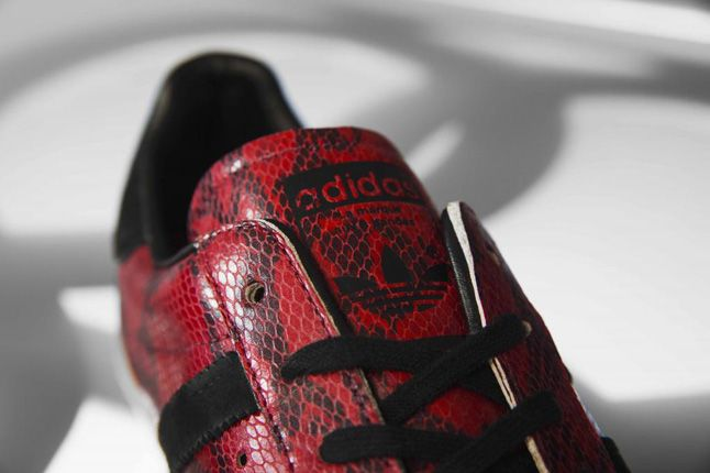 Adidas Originals Superstar 80 Cny Pack Red Tongue 1