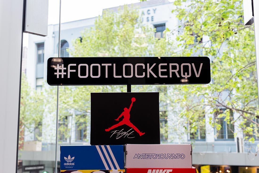 Foot Locker Qv Opening Hashtag