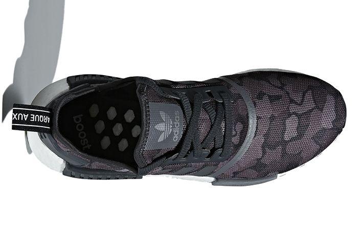Adidas Nmd R1 Bape Camo 3