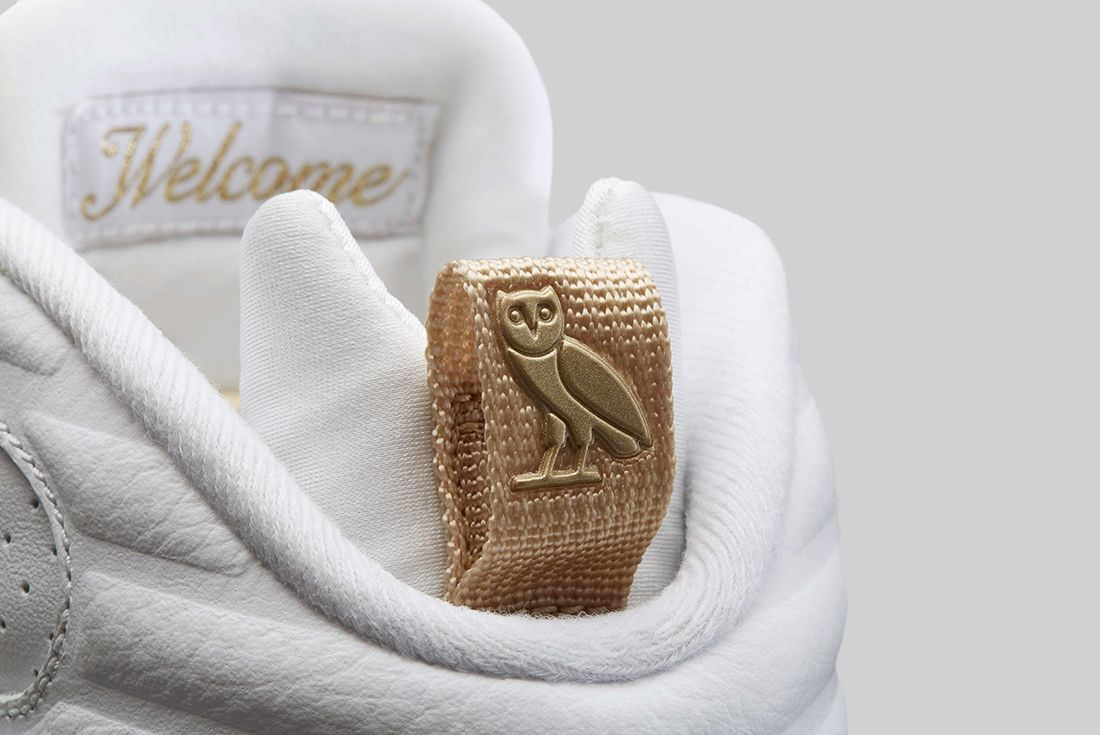 Drake X Air Jordan 8 Ovo 9