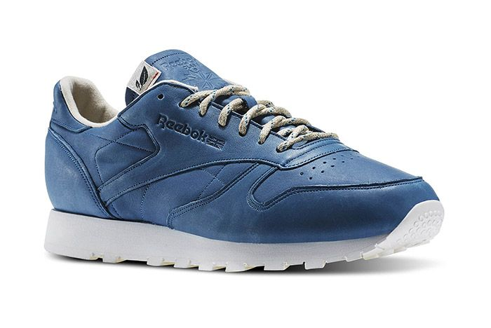 Reebok Classic Leather Eco Botanical Blue 5