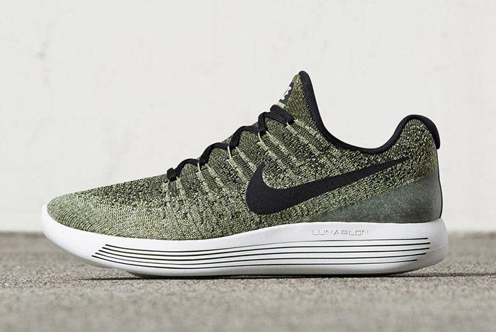 Nike Lunarepic Flyknit 2 Green 3