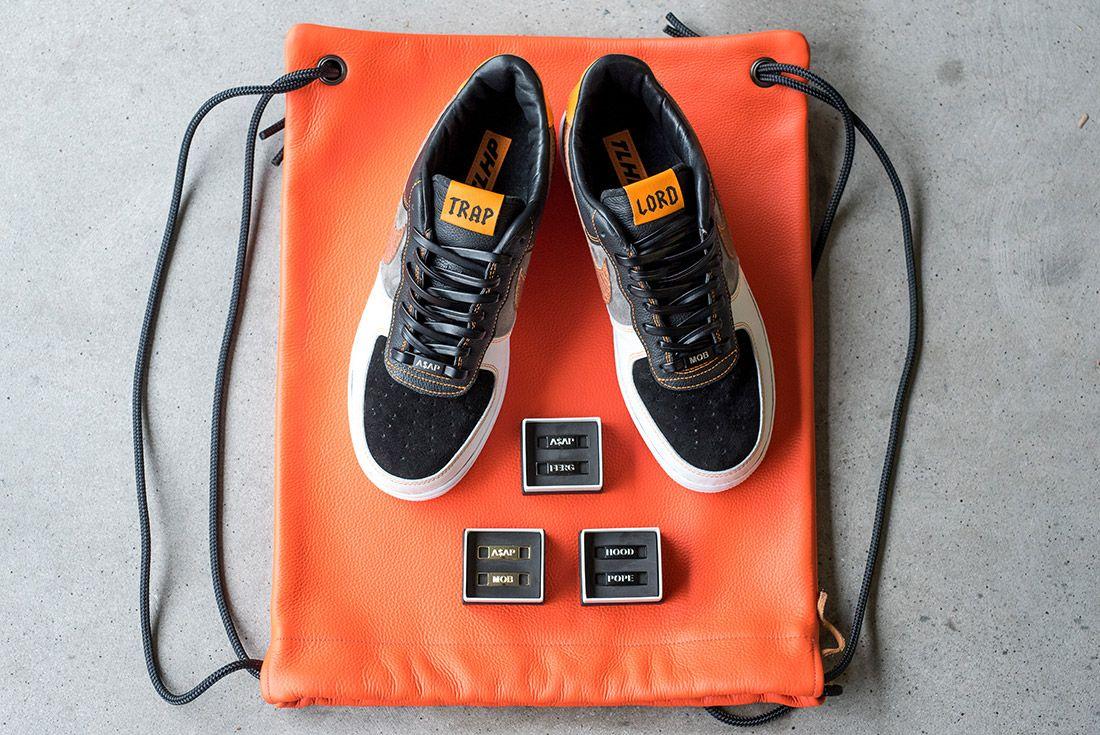 Bespoke Ind Aap Ferg Nike Air Force 1 Sneaker Freaker 6