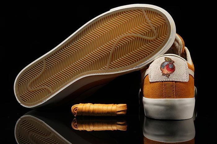 Nike Sb Blazer Dirty Peach 3