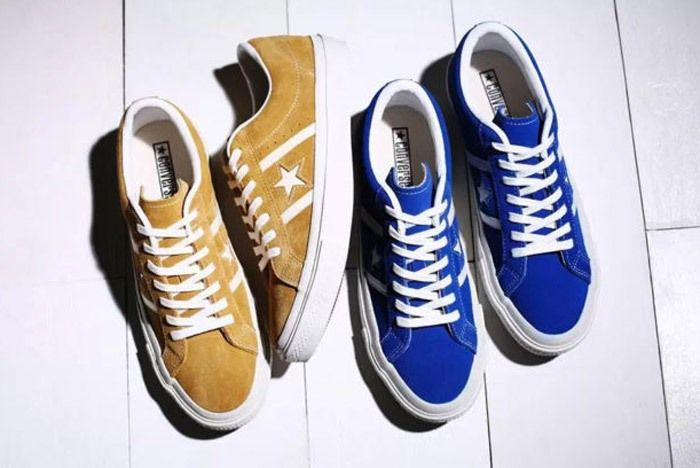 Converse Japan Star Bars Suede Classic New Colors 2017 1 640X427