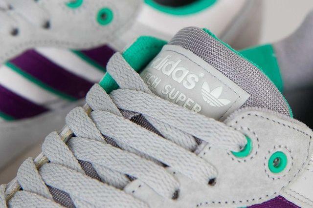 Adidas Tech Super Tribe Purple 6