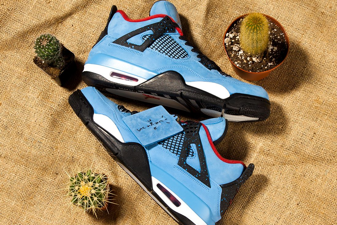 Travis Scott X Air Jordan 4 13