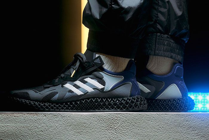 Adidas Consortium Evo 4 D Friends Family Paris Fashion Week Hero Shot1