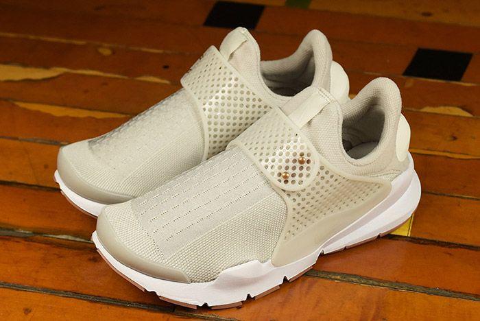 Nike Sock Dart Light Bone Gum Wmns 3
