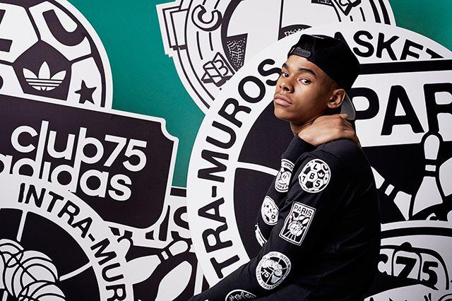 Club 75 X Adidas Originals Capsule Collection 2