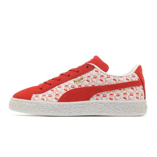 Puma Suede Hello Kitty